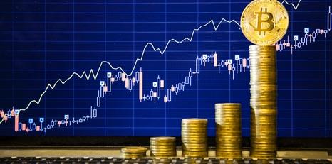 افزایش سرمایه گذاری موسسات مالی بر روی بیت کوین