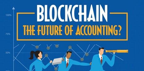 استفاده از تکنولوژی بلاک چین در حسابداری